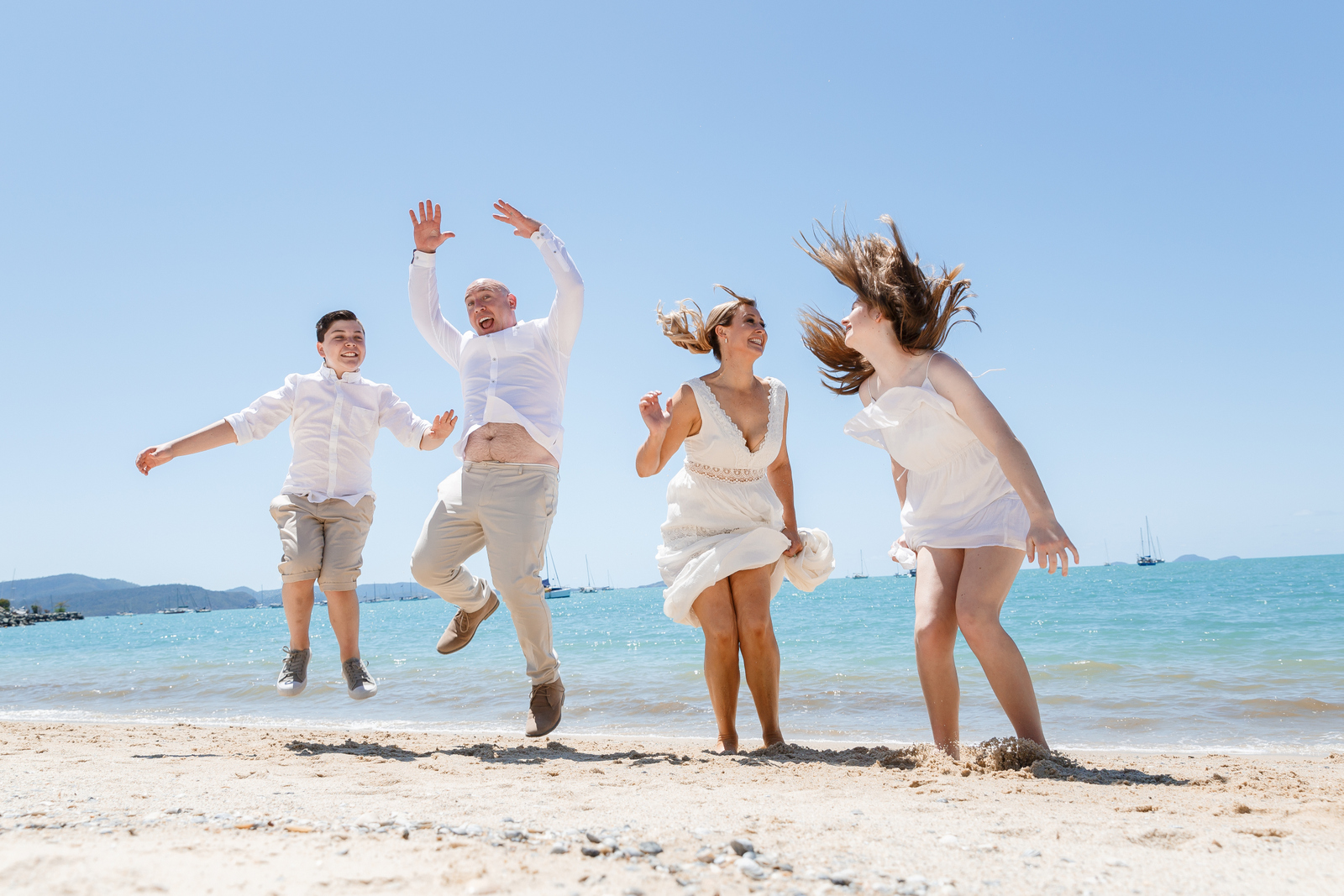 Elope Whitsundays  Elopement packages  Airlie Beach wedding