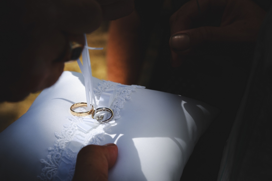 wedding rings, Airlie Beach