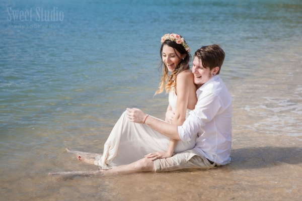Trash the Dress - 1